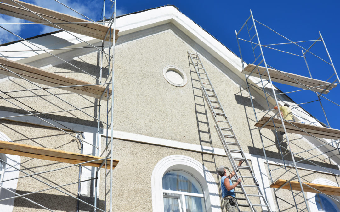 3 Steps to Take If Your Property Has Stucco Defects